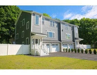 154 Green Street UNIT A, Reading, MA 01867 - MLS#: 72336057
