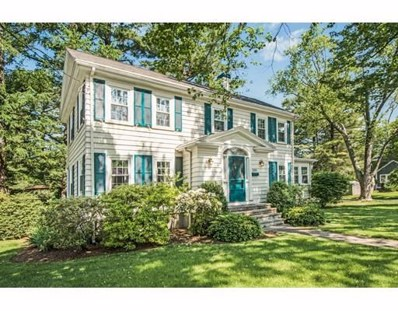 291 Dorset Road, Newton, MA 02468 - MLS#: 72336142