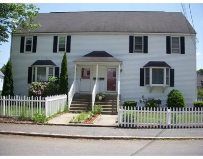 4 Mason St UNIT 4, Hudson, MA 01749 - MLS#: 72336164