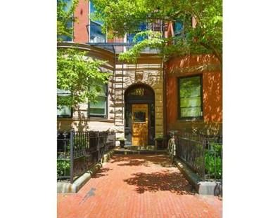 261 Marlborough St UNIT 8, Boston, MA 02116 - MLS#: 72336202