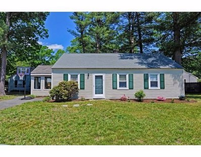 1 Wellesley Rd, Stoughton, MA 02072 - MLS#: 72336242