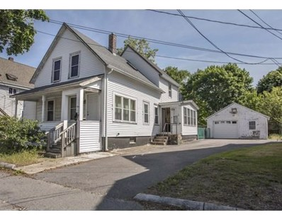 425 Washington St, Taunton, MA 02780 - MLS#: 72336255
