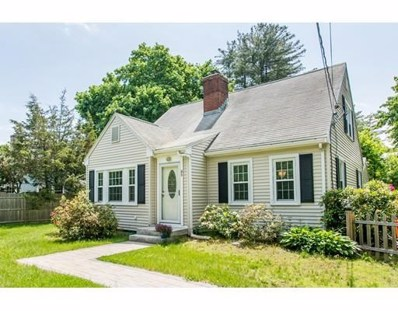95 Spring St, Medfield, MA 02052 - MLS#: 72336284