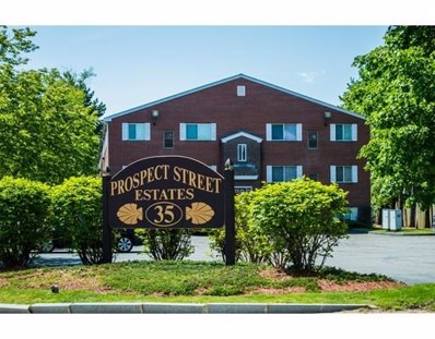 35 Prospect UNIT 302, Woburn, MA 01801 - MLS#: 72336526