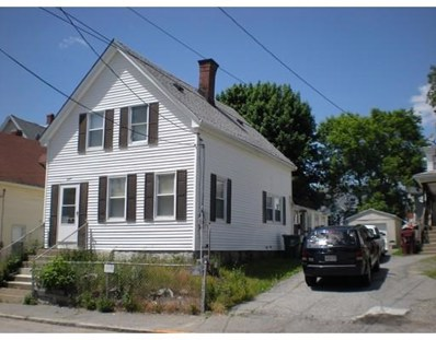 12-16 Gold Street, Lowell, MA 01854 - MLS#: 72336601
