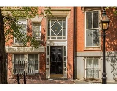 21 Temple Street UNIT 8, Boston, MA 02114 - MLS#: 72336603