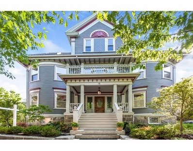 15 Oakview Terrace UNIT 1, Boston, MA 02130 - MLS#: 72336625