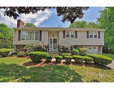 12 Larson Cir, Burlington, MA 01803 - MLS#: 72336711