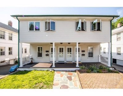39 Havelock Street UNIT 3, Malden, MA 02148 - MLS#: 72336752