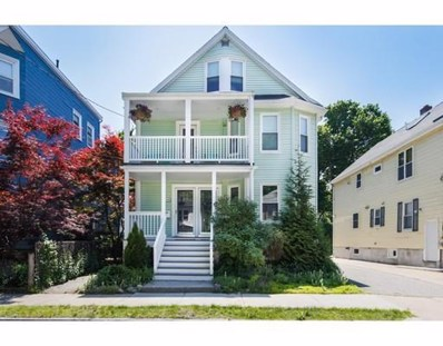 128A Thorndike St UNIT 1, Arlington, MA 02474 - MLS#: 72336818