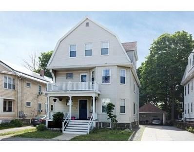 61 Dartmouth Street UNIT 3, Belmont, MA 02478 - MLS#: 72336858