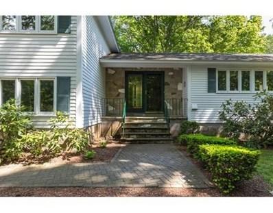100 Johnson Rd, Winchester, MA 01890 - MLS#: 72336949