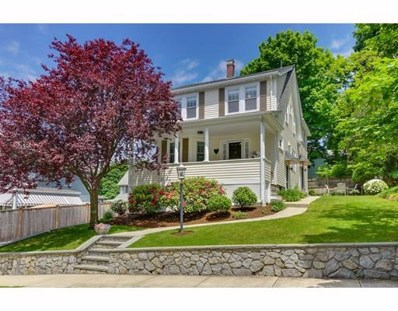 18 Englewood Rd, Winchester, MA 01890 - MLS#: 72337354