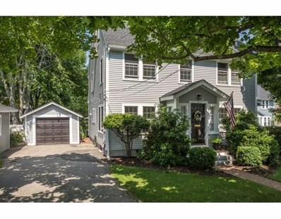 22 Highland Ave, Newburyport, MA 01950 - MLS#: 72337479