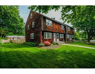 Buttonwood Ln UNIT 1, Peabody, MA 01960 - MLS#: 72337494