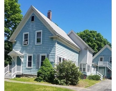 39 Walnut St, West Bridgewater, MA 02379 - MLS#: 72337547