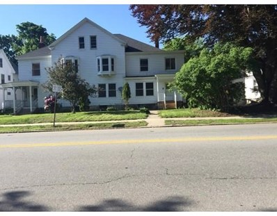 320 Highland St, Worcester, MA 01602 - MLS#: 72337639