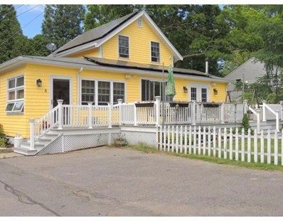 8 Pine Street, Dartmouth, MA 02747 - MLS#: 72337695