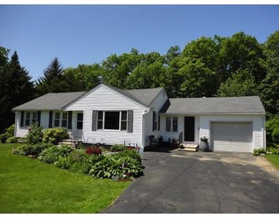 23 Forestdale Road, Paxton, MA 01612 - MLS#: 72337722