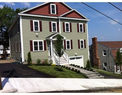 204 Harris St. UNIT 1, Revere, MA 02151 - MLS#: 72337739