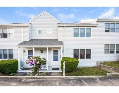 20 Westford St UNIT H, Quincy, MA 02169 - MLS#: 72337752