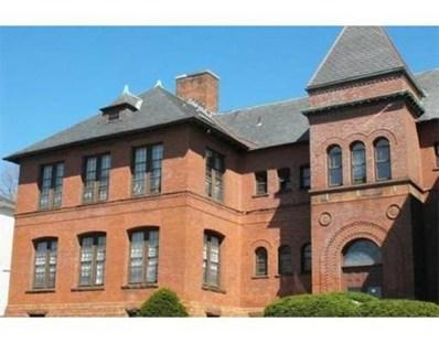 31 Elizabeth St UNIT G4, Worcester, MA 01605 - MLS#: 72337784