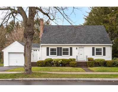 506 Brook Rd, Milton, MA 02186 - MLS#: 72338048