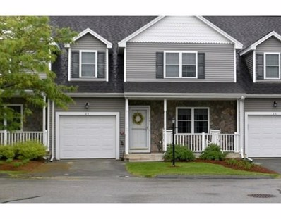 159 Allen Road UNIT 24, Billerica, MA 01821 - MLS#: 72338152