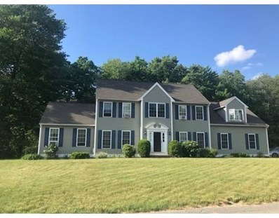 8 Farnsworth Way, Lancaster, MA 01523 - MLS#: 72338245