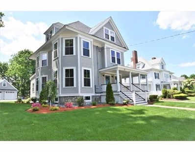 602 Main St UNIT 2, Woburn, MA 01801 - MLS#: 72338376