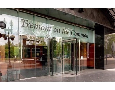 151 Tremont St UNIT 16P, Boston, MA 02111 - MLS#: 72338911