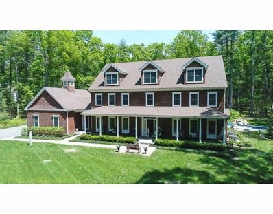 490 Cross St, Carlisle, MA 01741 - MLS#: 72338971