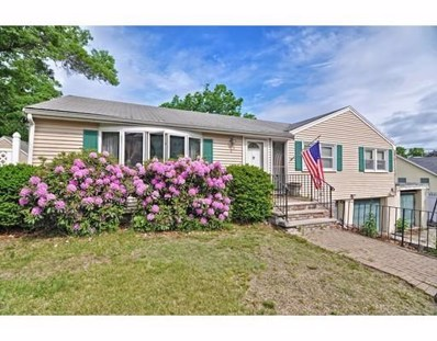3 Indiana Avenue, Woburn, MA 01801 - MLS#: 72338986