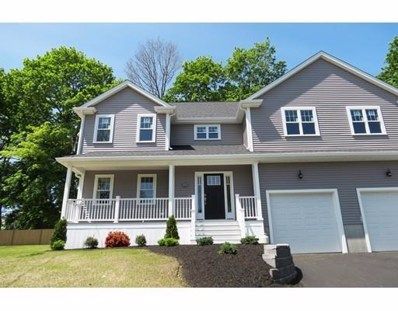 28 Railroad Ave UNIT A, Foxboro, MA 02035 - MLS#: 72338996