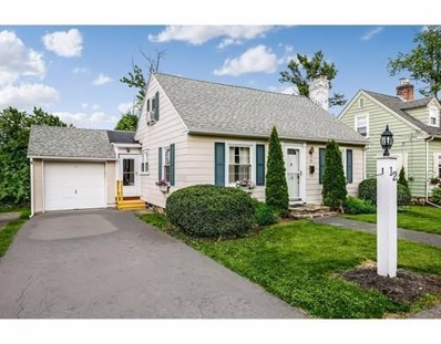 12 Collins St, Worcester, MA 01606 - MLS#: 72339097