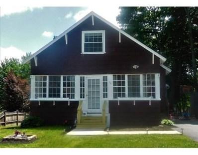 34 Highland Street, Auburn, MA 01501 - MLS#: 72339108