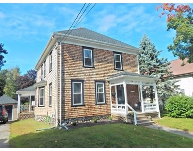 88 Pearl St, Middleboro, MA 02346 - MLS#: 72339192