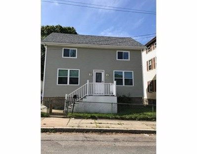 169 Downing, Fall River, MA 02723 - MLS#: 72339284