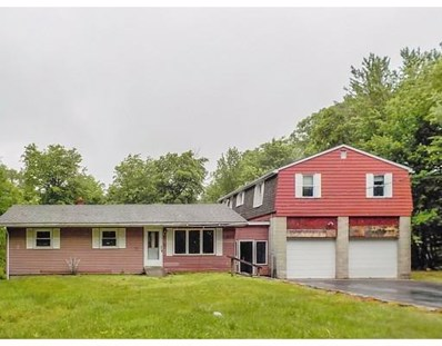 461 Hazel St, Uxbridge, MA 01569 - MLS#: 72339317