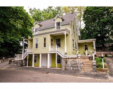 23-25 Gordon Terrace, Quincy, MA 02169 - MLS#: 72339401