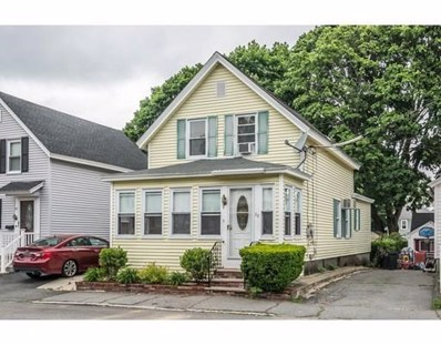 88 Cosgrove St, Lowell, MA 01852 - MLS#: 72339412