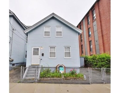18 Newhall St, Lowell, MA 01852 - MLS#: 72339554