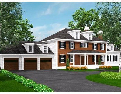 8 Saint James Court, Belmont, MA 02478 - MLS#: 72339805