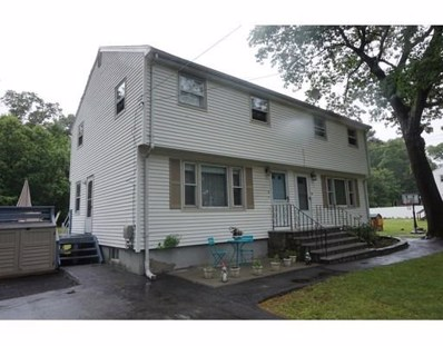 6 Oak St UNIT 6, Billerica, MA 01862 - MLS#: 72339954