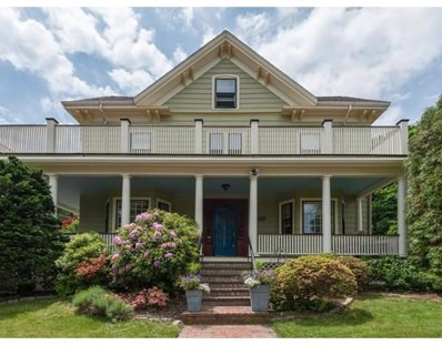 121 Prospect Ave, Quincy, MA 02170 - MLS#: 72339972
