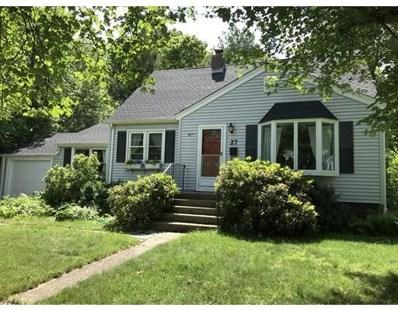 27 Essex Rd, Sharon, MA 02067 - MLS#: 72340045