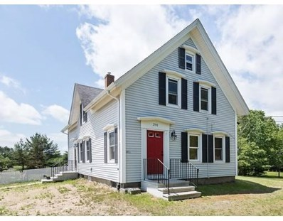 291 Meadow St, Carver, MA 02330 - MLS#: 72340140
