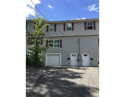 18 Edgeworth Street UNIT B, Worcester, MA 01605 - MLS#: 72340149