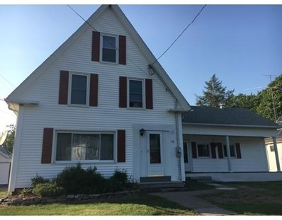 18 Charlton St, Oxford, MA 01540 - MLS#: 72340217