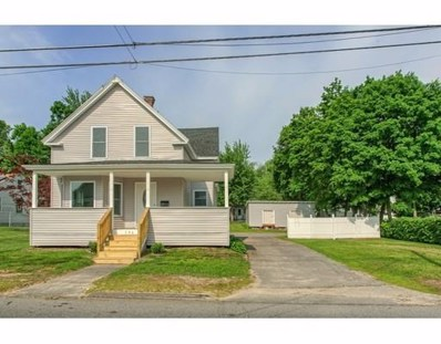 394 Clarendon Street, Fitchburg, MA 01420 - MLS#: 72340236